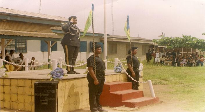 Deputy commandant